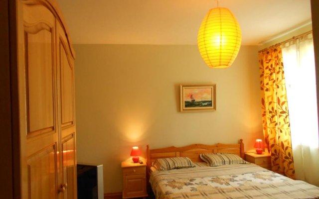 Hostel Del Mar комната для гостей