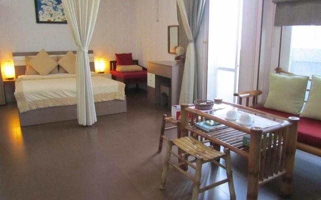 Апартаменты Little Home Nha Trang Apartment комната для гостей