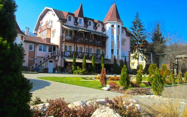 Hotel Maramorosh вид на фасад
