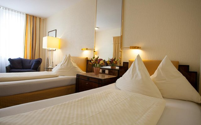 Hotel Haus Union комната для гостей