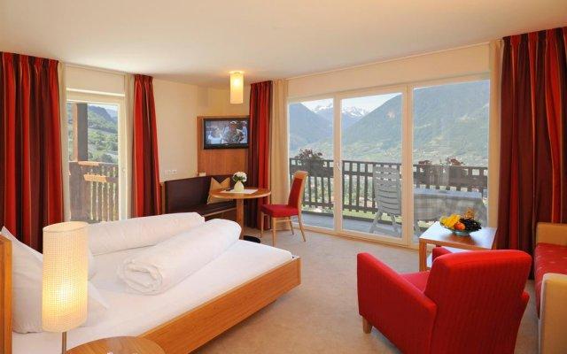 Hotel Apartments Feldhof Сцена комната для гостей