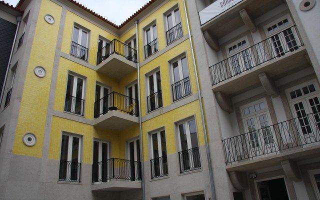 Отель Toctoc Yellow вид на фасад