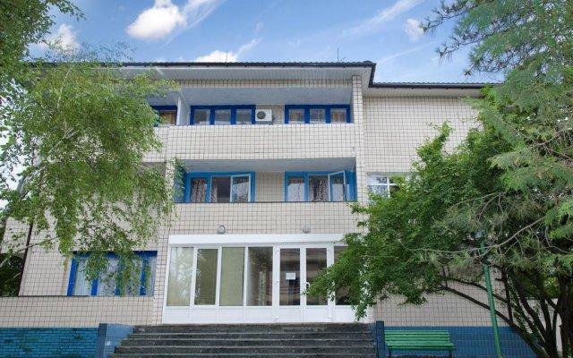 Vityaz Hotel вид на фасад