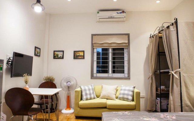 Отель Honoi Homestay комната для гостей