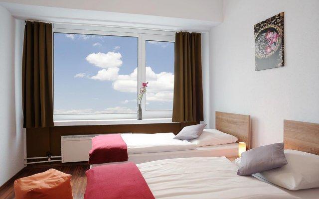 PangeaPeople Hostel & Hotel комната для гостей