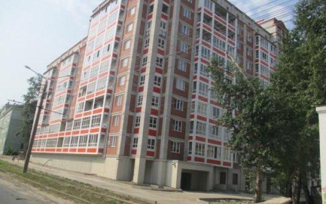 Гостиница ВикторияОтель на Советской вид на фасад