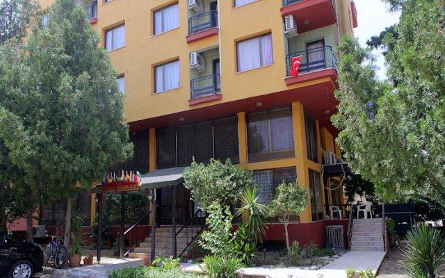 Отель Otel Meral вид на фасад