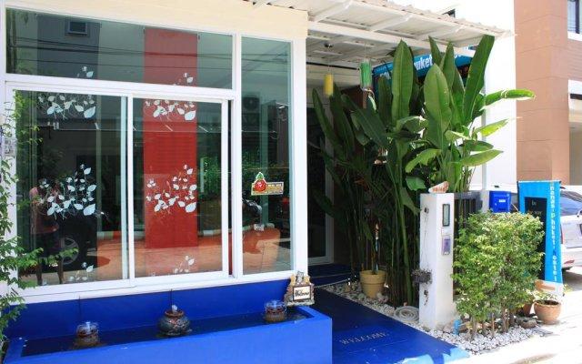 Ananas Phuket Hostel вид на фасад