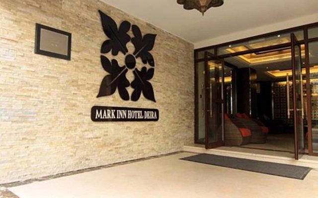Mark Inn Hotel Deira вид на фасад