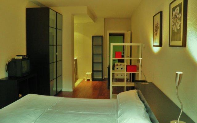 Отель Apartamentos Centro Norte комната для гостей