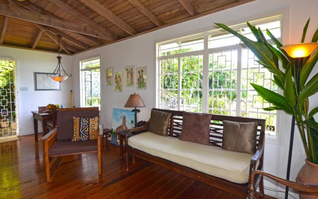 Отель Tranquility Villa Порт Антонио комната для гостей
