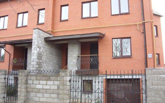 Your Хостел Минск вид на фасад