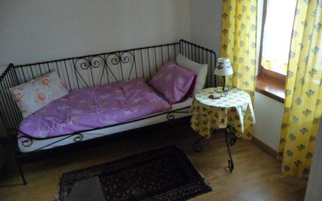 Отель Agriturismo Borgovecchio Палаццоло-делло-Стелла комната для гостей