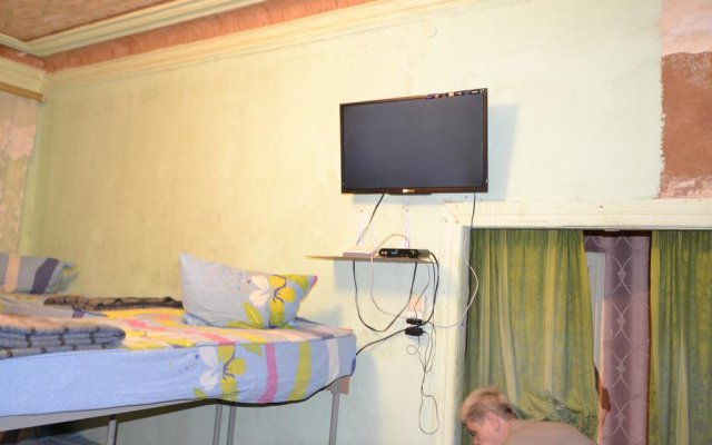 Hostel na Vokzalnom комната для гостей
