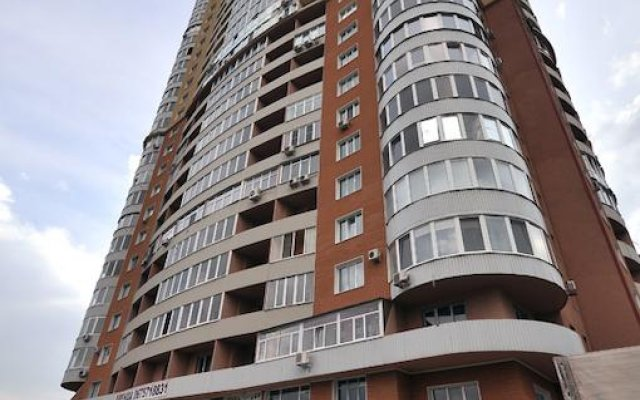 Гостиница Admiral вид на фасад