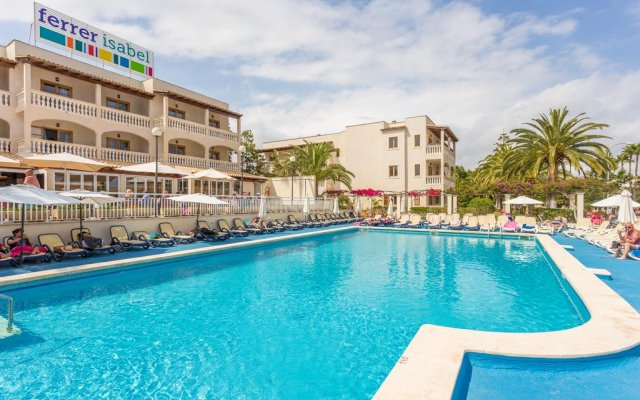 Отель Aparthotel Ferrer Isabel бассейн