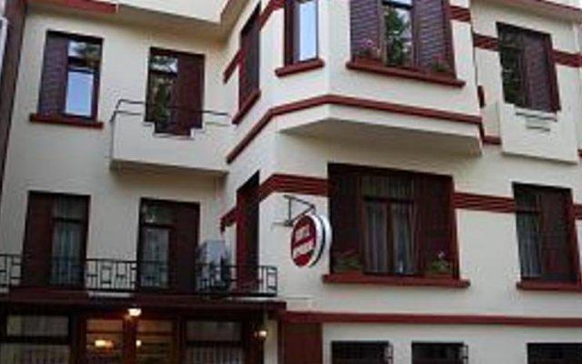 Hippodrome Hotel вид на фасад