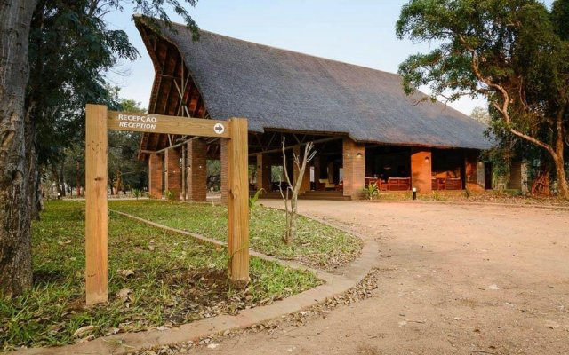 Отель Montebelo Gorongosa Lodge & Safari