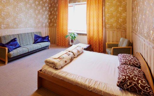 Grand Hostel Lviv комната для гостей
