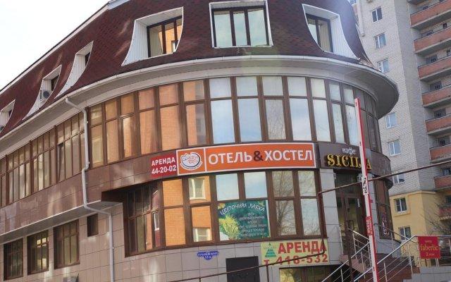Мини-Отель Хотси-Тотси вид на фасад