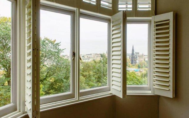 Отель Ramsay Gardens Эдинбург комната для гостей