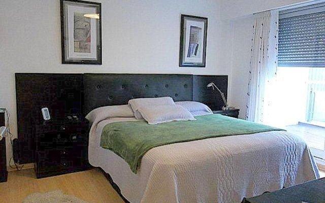 Отель Departamento Blue Tower комната для гостей