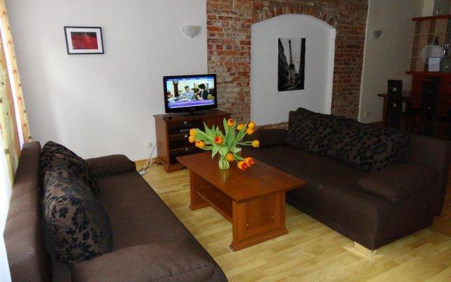 Апартаменты Old City Apartments комната для гостей