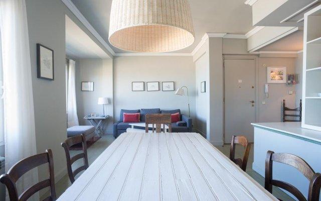Отель Marea La Zurriola Iberorent Apartments Испания, Сан-Себастьян - отзывы, цены и фото номеров - забронировать отель Marea La Zurriola Iberorent Apartments онлайн комната для гостей