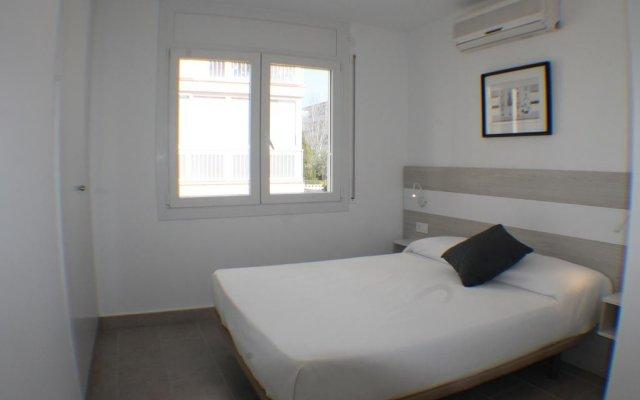 Отель Agi las Acacias Испания, Курорт Росес - отзывы, цены и фото номеров - забронировать отель Agi las Acacias онлайн комната для гостей