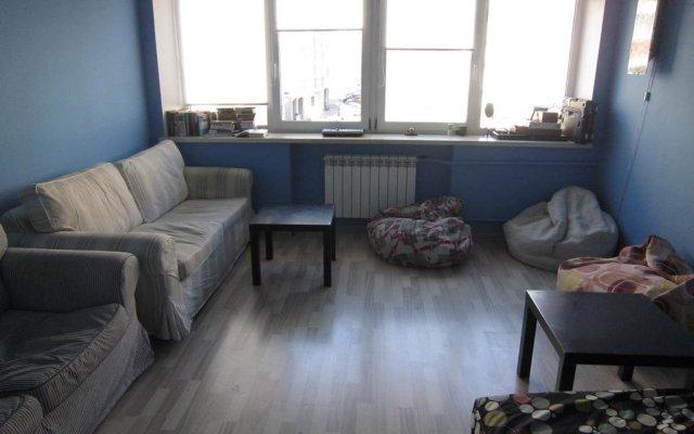 Double Plus Hostel Novoslobodskaya Москва комната для гостей