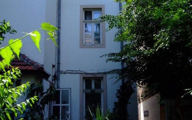 Baldjieva Hotel вид на фасад