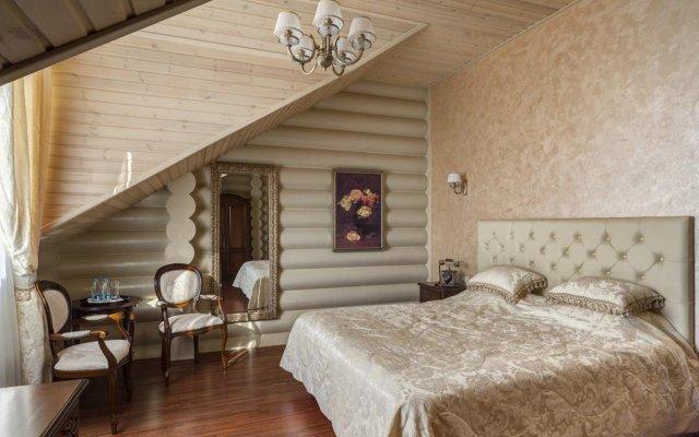 Отель Маяковский Лесной комната для гостей
