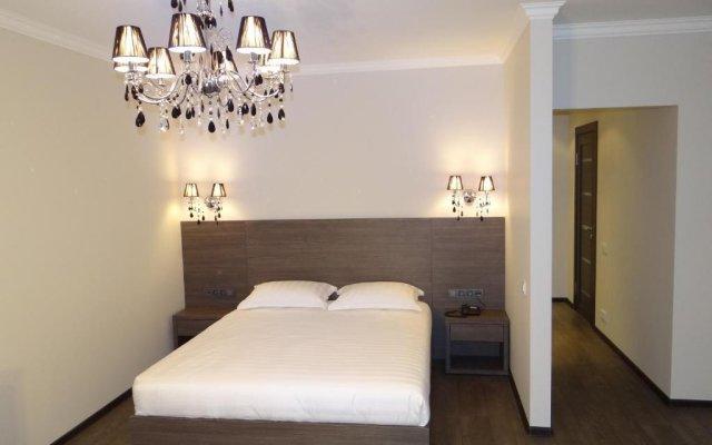 Апартаменты Apartlux Apartments Минск комната для гостей