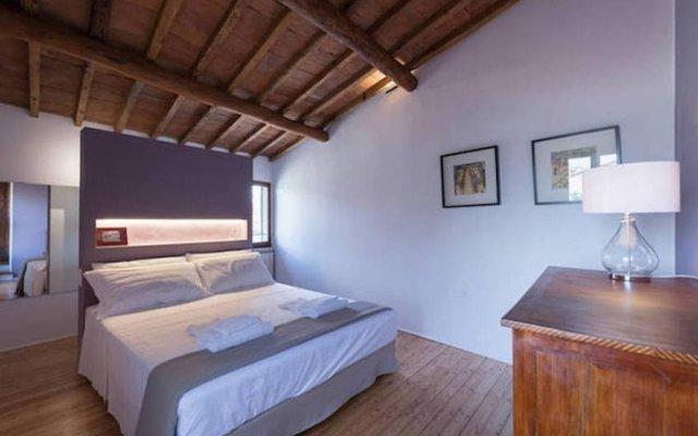 Отель Attic up on Florence комната для гостей