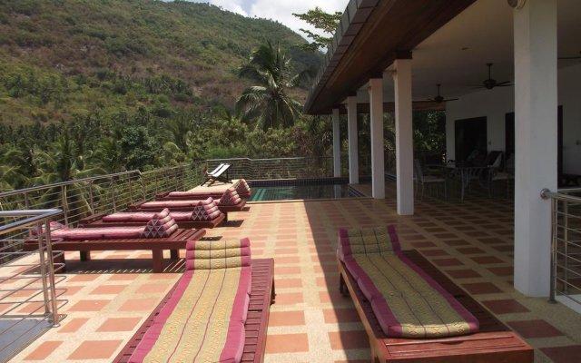 Отель Villa Lilavadee Самуи