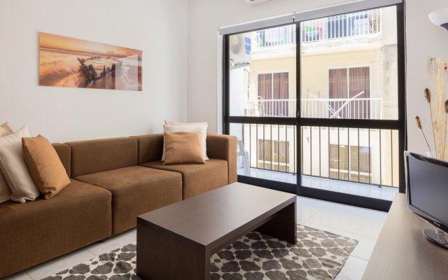 Апартаменты Apartment 14 Каура комната для гостей