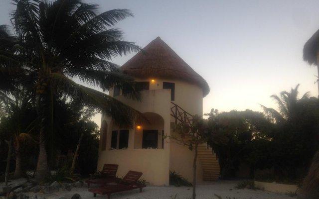 Отель Balamku Inn on the Beach вид на фасад