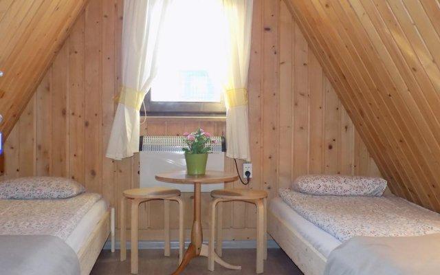 Отель Ostoja Pod Tatrami Поронин комната для гостей