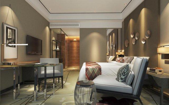 Zhongshan Langda Hotel комната для гостей