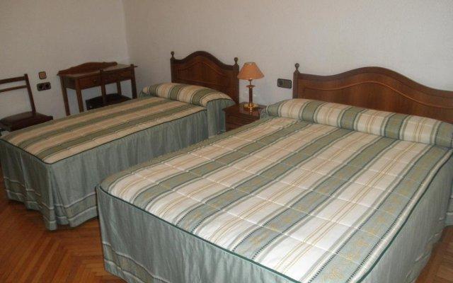 Отель Hostal Los Andes комната для гостей