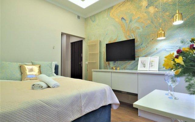Отель VIP Apartamenty Stara Polana 2 Закопане комната для гостей