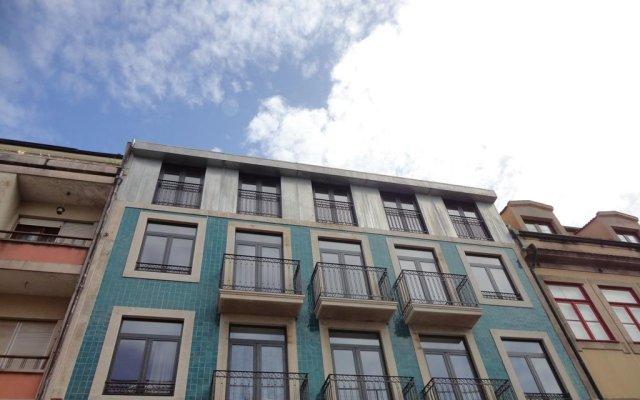 Отель 301 By Porto D'epoca вид на фасад