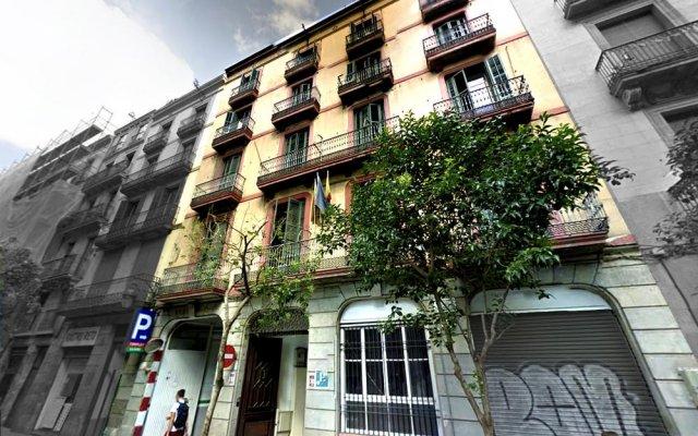 Отель Hostal Nilo вид на фасад