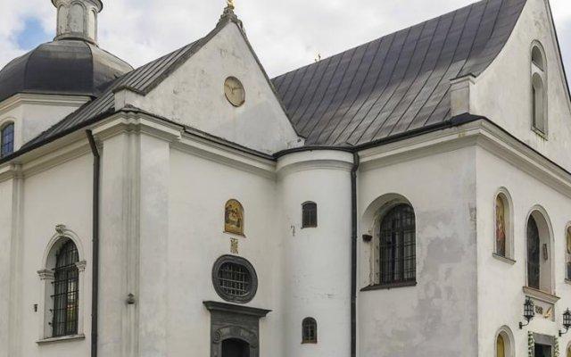 Гостиница Chornovola 23 вид на фасад