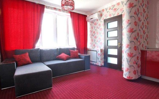 Гостиница VIP-Парус Харьков комната для гостей
