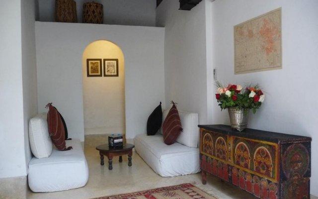 Отель Riad Matham Марокко, Марракеш - отзывы, цены и фото номеров - забронировать отель Riad Matham онлайн комната для гостей