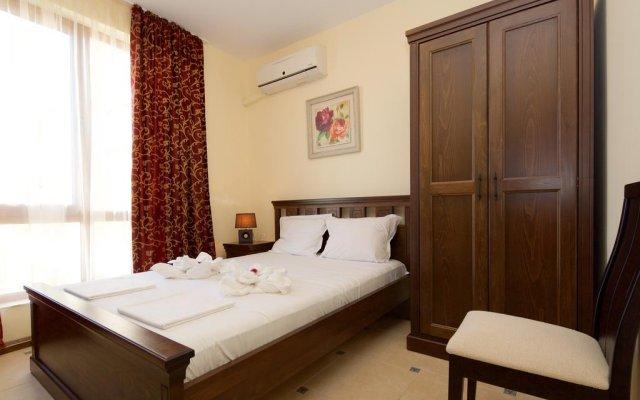 Апартаменты Mars Apartments In Tryavna Beach Complex Свети Влас комната для гостей
