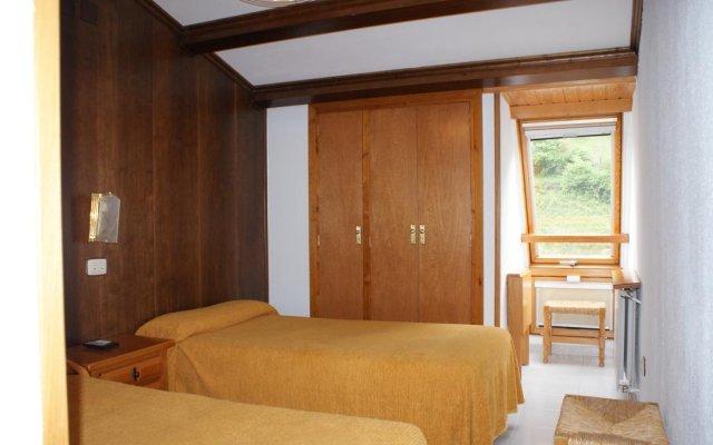Отель Hostal Los Valles комната для гостей