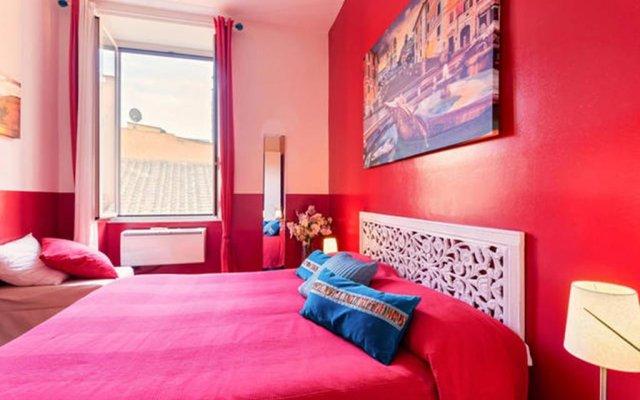 Апартаменты Colosseo Rome Apartments комната для гостей