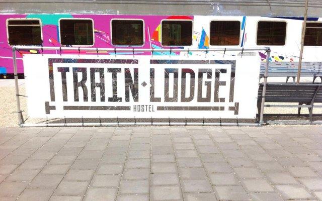 Отель Train Lodge Amsterdam Нидерланды, Амстердам - отзывы, цены и фото номеров - забронировать отель Train Lodge Amsterdam онлайн вид на фасад
